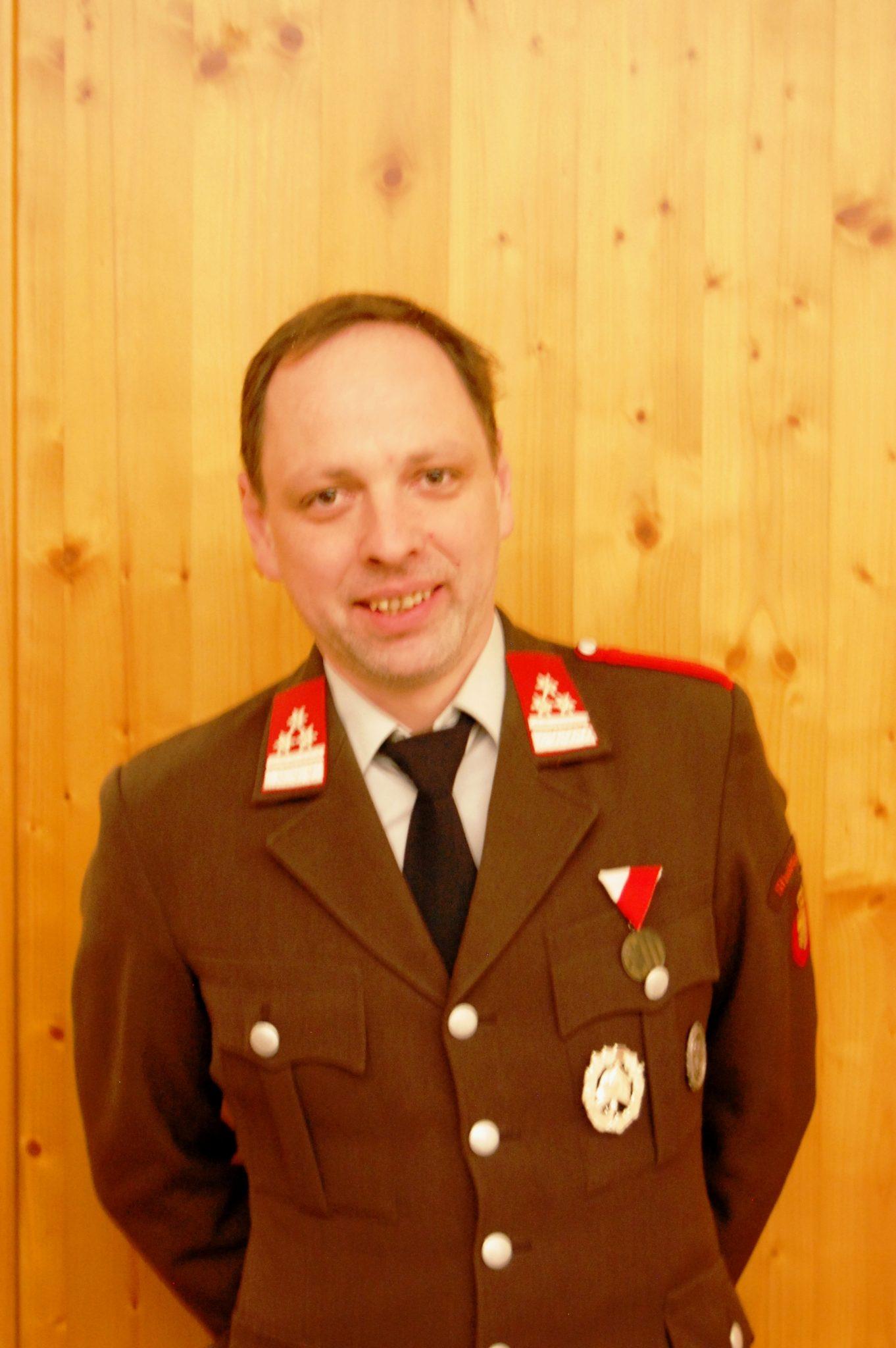 Profilbild von HBM Stefan Laglstorfer
