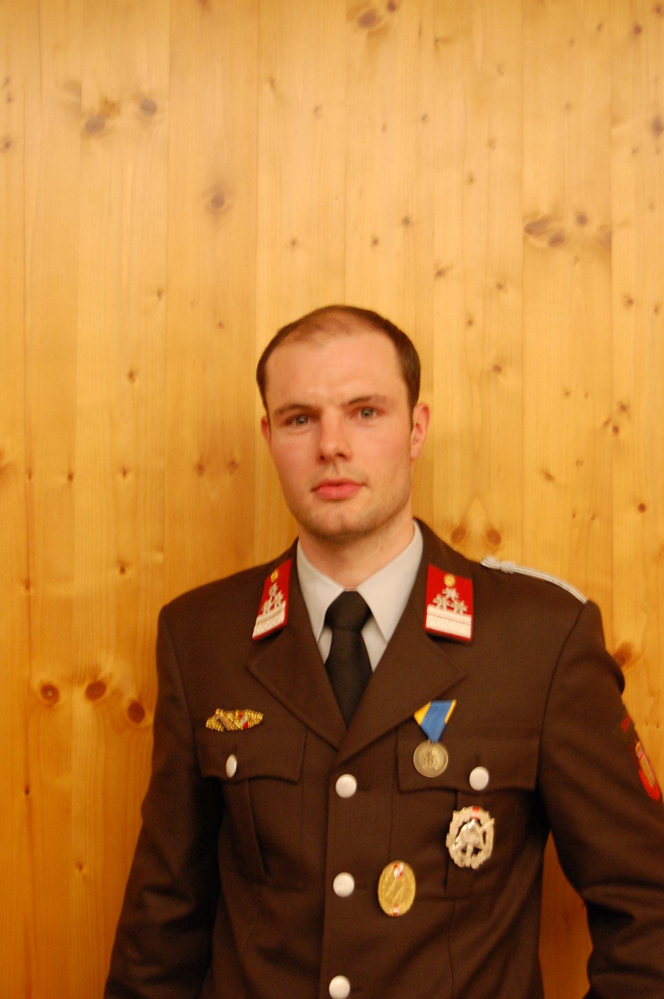 Profilbild von HBM Bernhard Sergl