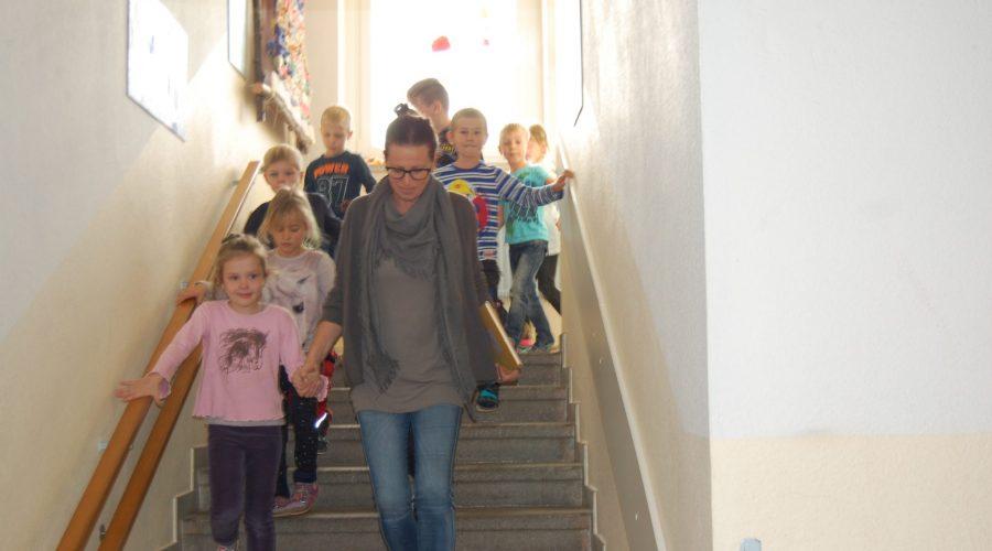 DSC 0371 900x500 - Räumungsübung im Kindergarten & VS Steinbach