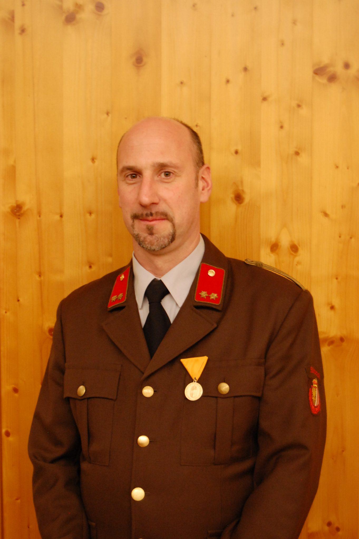 Profilbild von HBI Florian Laussermayer